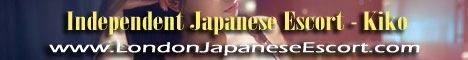 Central London Independent Japanese Escort Girl